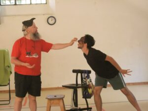 commedia dell arte workshop florence italy