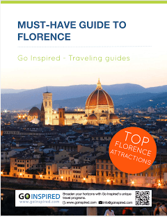 Go Inspired - Florence Guide Cover